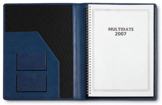 """Foto von """"Einbandvarianten für Multidate"""""""