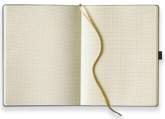 """Foto von """"Notizbuch Ivory Line KARIERT"""""""