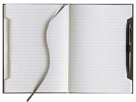 "Foto von ""Notizbuch White Line PEN"""