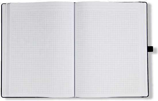 """Foto von """"Notizbuch Notes UNGELOCHT"""""""